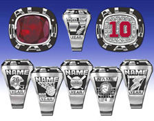 Athletic & Championship Rings